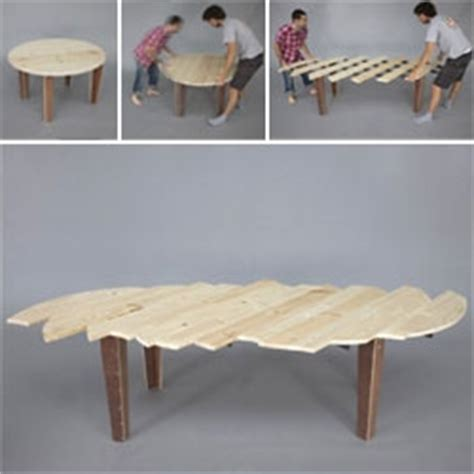 interesting table from marigold of okay studio the