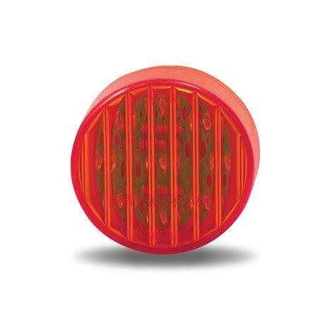 red led marker lights 2 quot red ribbed led marker light 9 diodes