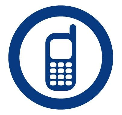 mobile logo image logo telephone portable