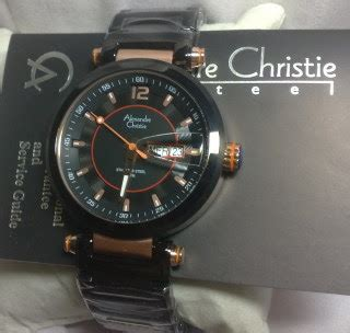 Cristie Original Ac2663 1 alexandre christie ac 8239 jam tangan murah