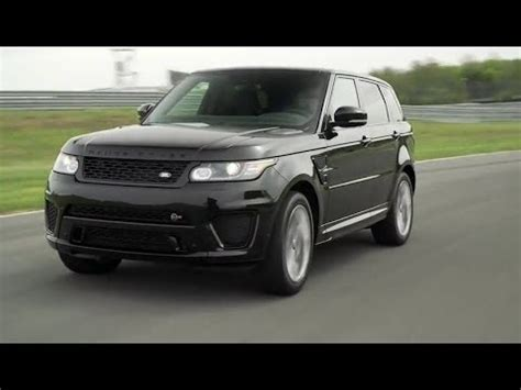 range rover svr black great car 2018 range rover sport svr black