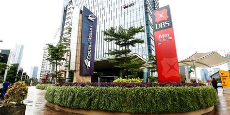 green design indonesia dbs bank tower ciputra world jakarta 1