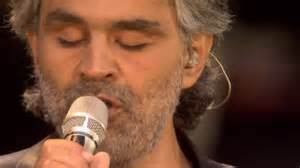 Bocelli Blind Andrea Bocelli The Music Of The Night Youtube