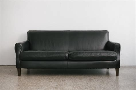 leather couch seattle black leather sofa homestead seattle