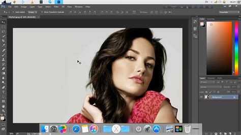 How To Change Hairstyle In Photoshop Cc photoshop cc change hair color how to change hair eye