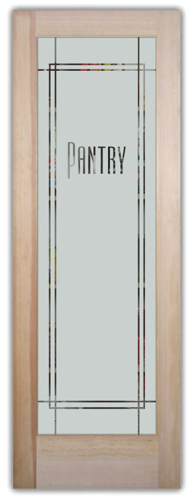 Decorative Pantry Doors Frosted Glass Pantry Door Page 4 Of 4 Sans Soucie Art