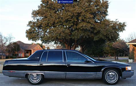 96 Cadillac Fleetwood Brougham 1996 cadillac fleetwood brougham matt garrett