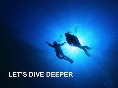 Dive Deeper dive into disaster recovery in the cloud
