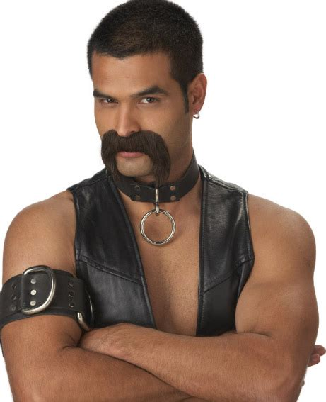 Patio Restaurant Coupons Leather Daddy Costume Moustache Costume Moustaches