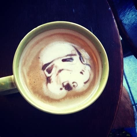 Move Latt Artists The Amazing Latt Printer Has Arrived by Awesome Stormtrooper Latte Global News
