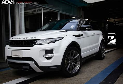 land rover evoque custom land rover range rover evoque custom wheels adv 1 10 mv2