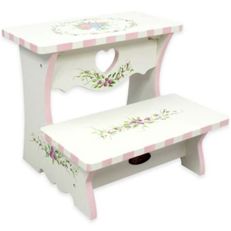 Mommys Helper Step Stool by Buy S Helper Padded Potty Seat With Step Stool From