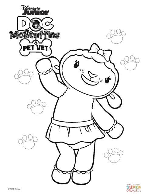 full page doc mcstuffins coloring pages full doc mcstuffins coloring page coloring pages
