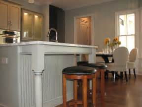 kitchen seating for small island with
