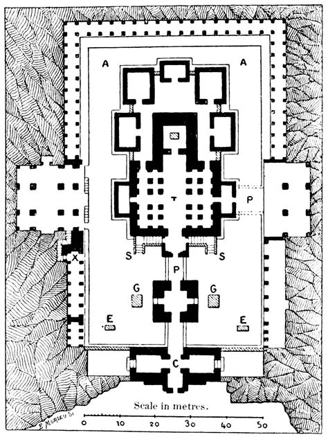 Country Floor Plans file psm v41 d043 plan of the temples at kylas jpg