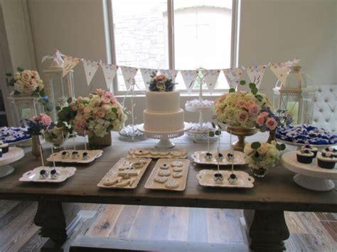 wedding shower buffet ideas floral outdoor bridal shower bridal shower ideas themes