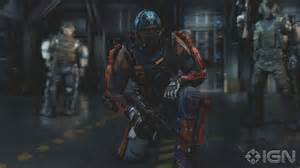 See call of duty advanced warfare s highest level gear ign first