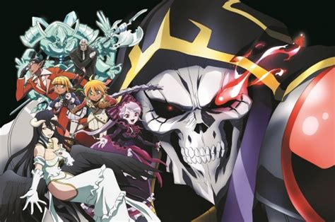 overlord anime wallpaper android image gallery overlord wallpaper