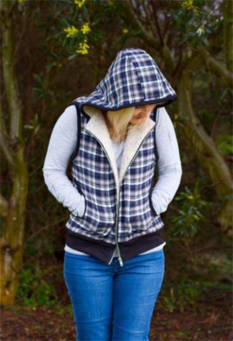 sewing pattern gilet hero vest gilet make it pefect the pattern pages