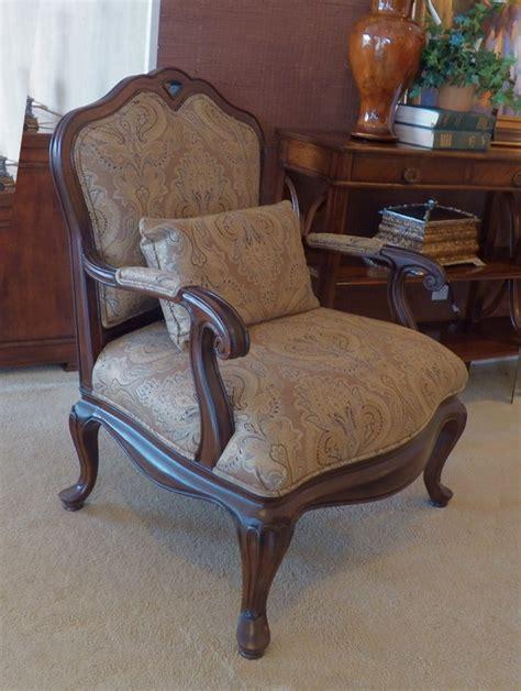 thomasville chair and ottoman thomasville grindstaff s