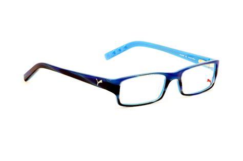 eyeglasses 15330 blue optical frame health