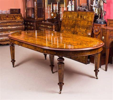 bespoke handmade ft victorian style burr walnut