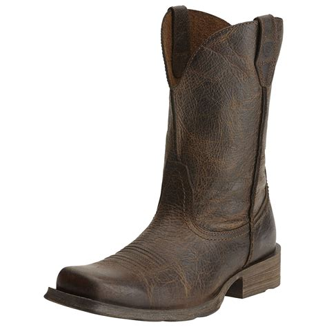 ariat s square toe boots ariat s rambler square toe boots wicker 10015307