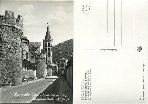 azienda di soggiorno finale ligure historische ansichtskarten italien ligurien liguria