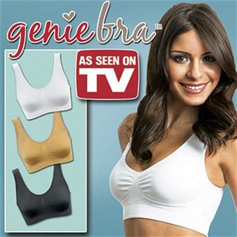 Genie Bra With Pads Bust Magic Cup Bra Tank Topbh Kemben dot activewear activewear