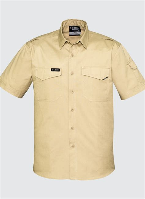 Rugged Mens Shirts by Zw405 Mens Rugged Cooling Mens S S Shirt Business Image