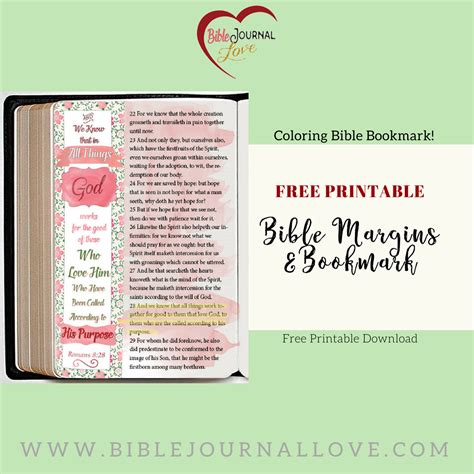 free printable love journal free bible verse coloring bookmark fits bible journal