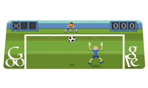 How Many Search On Each Day Doodles 2012 Football How Many Penalty