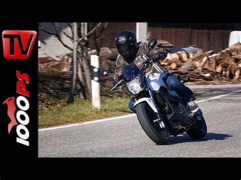 Motorrad A2 Dauer by Video Rieju Marathon 125 Action Onboard