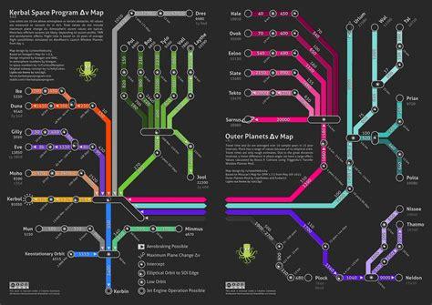 ksp delta v map ksp delta v map map2