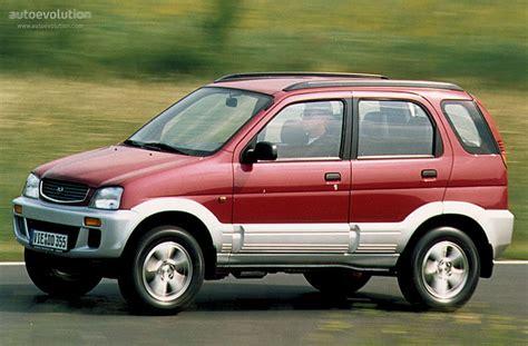 DAIHATSU Terios   1997, 1998, 1999, 2000   autoevolution