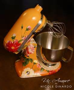 The Pioneer Woman Custom KitchenAid Mixer ? Now Available for Purchase   Un Amore Custom Designs