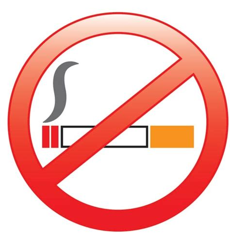 no smoking sign logo no smoking symbol vectors