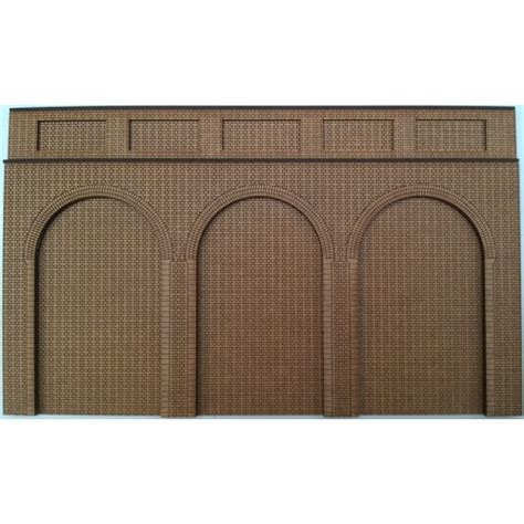 Garden Wall Arch Kit Oo Scale Arches Walls Ks Laser Designs