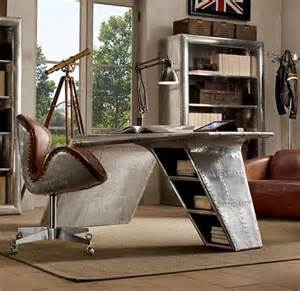 restoration hardware airplane chair 23 amazingly cool home office designs page 5 of 5