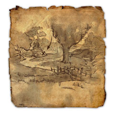 stormhaven treasure map stormhaven treasure maps elder scrolls wiki