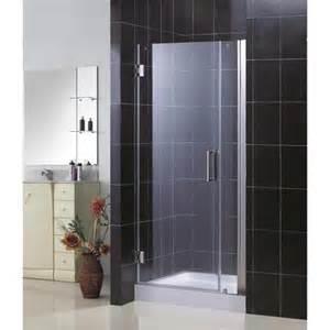 34 inch frameless shower door dreamline unidoor 34 35 inch frameless adjustable shower