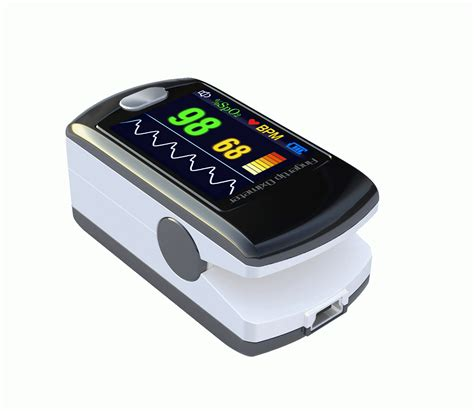 Fingertrip Oxymeter finger pulse oximeter with usb