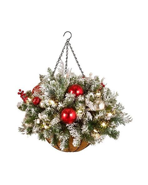 pre lit wreaths cordless snow outdoor pre lit cordless wreath garland urn