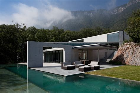tadao ando house house in monterrey tadao ando brings japanese concrete to mexico spoon tamago