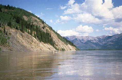 The Yukon julie flanders writer y is for the yukon river