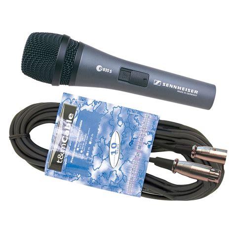 Mic Kabel Sennheiser E 835 S E835s E835 S sennheiser e835s kabel set 171 mic bundle