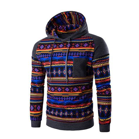 tribal pattern hoodies popular tribal pullover hoodie buy cheap tribal pullover