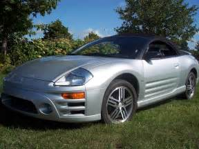 Mitsubishi Eclipse Convertible 2003 Mitsubishi Eclipse 2003 Convertible