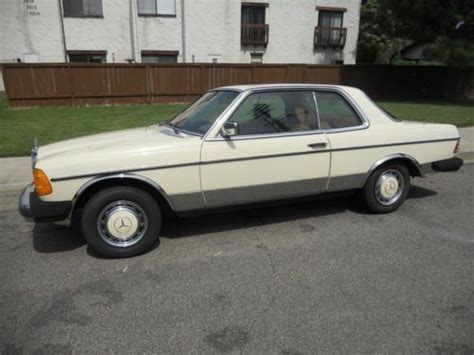 1978 Mercedes 300d by Find Used 1978 Mercedes 300d 2 Door Coupe 121 922