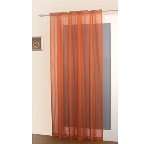 living room panel curtains voile net slot top rod pocket curtain panel bedroom